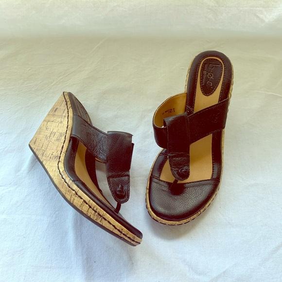 boc Shoes - boc black wedge